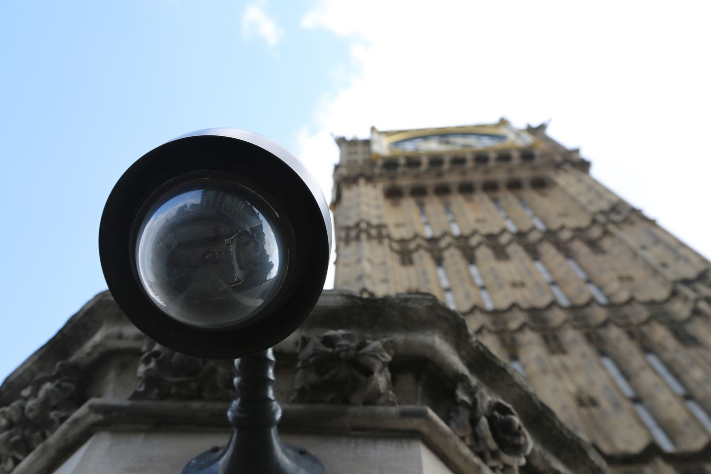 Big Ben is Watching You...(Photo Credit: Securitynewsdesk.com)